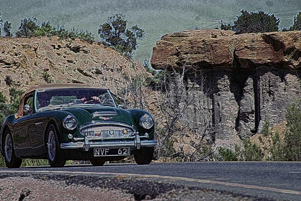 austin-healey-coming-around-the-curve