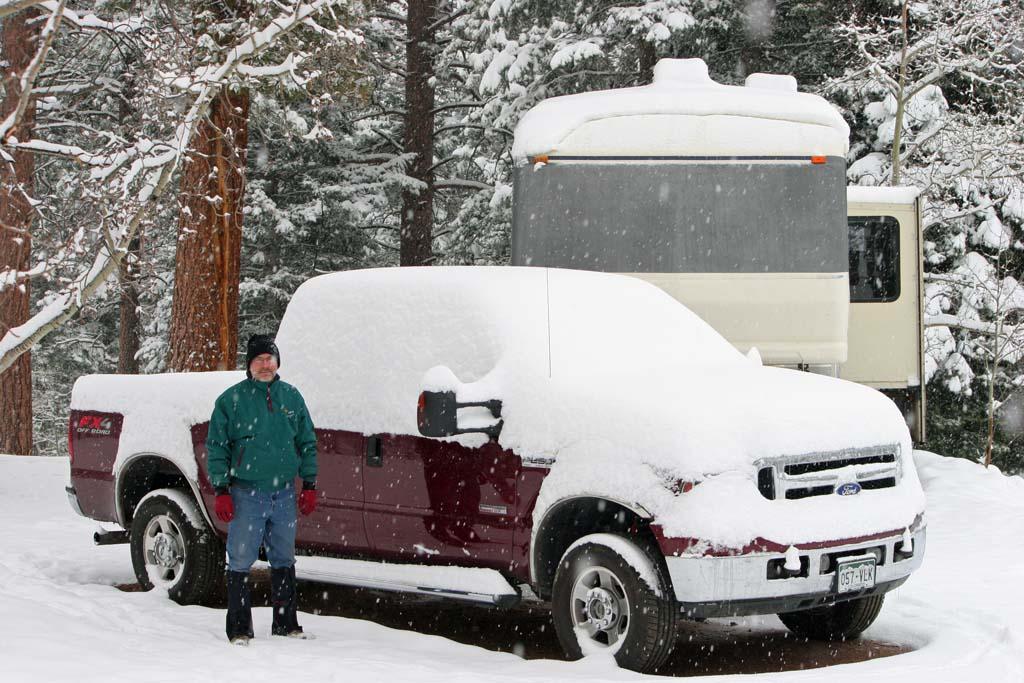 Snowy-Truck