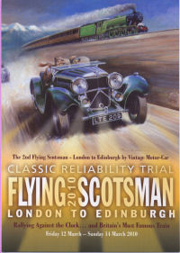 The Flying Scotsman - London to Edinburgh