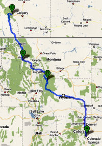 The Dream Road Trip