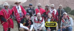 Nicole in Bolivia